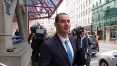 Jami-Lee Ross was sectioned last weekend after worrying text messages. (Photo / NZ Herald)