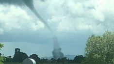 Residents recount fears after tornado sweeps over Waikato farms