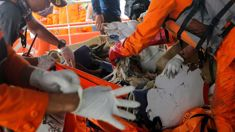 1500m in 21sec: Doomed jet dropped at 'breakneck speed'