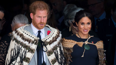 Best photos from Prince Harry and Meghan Markle's NZ tour