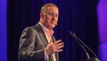 Former PM John Key staying out of National Party drama