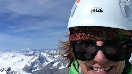 Jo Morgan: Surviving an avalanche