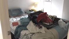 'A complete bombsite': British couple's Auckland Airbnb nightmare