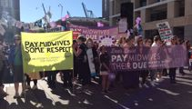 DHB midwives vote in favour of strike action