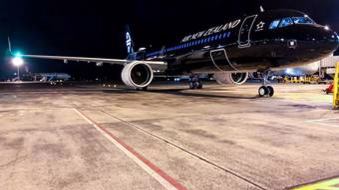 A look at Air New Zealand's newest plane - the A321neo.