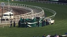 Tragedy at Melbourne Cup as The Cliffsofmoher reportedly put down