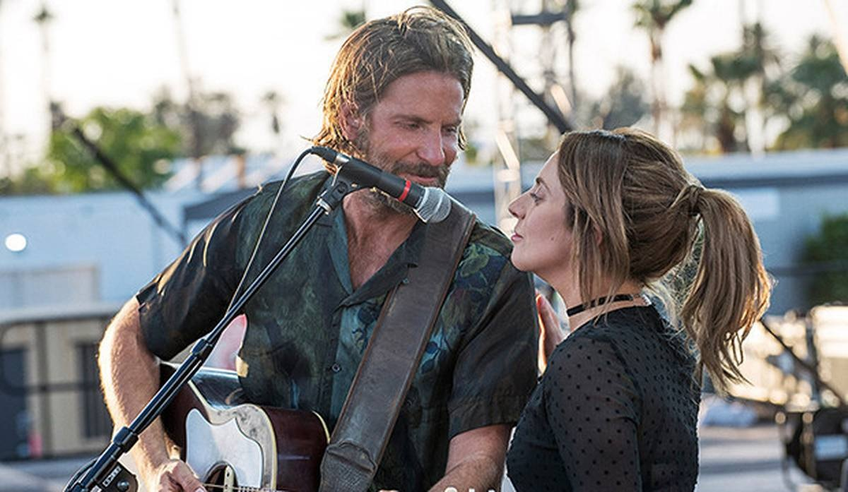 A Star is Born has received a new warning note due to a scene of suicide. (Photo / Supplied)