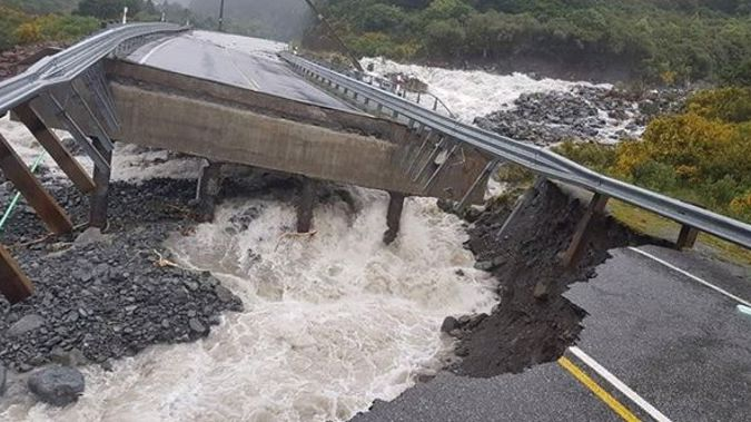 Parts of the South Island are preparing for flooding as heavy rain moves across the region. (Photo / NZ Herald)