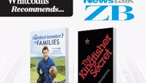 Joan's Pick: The Kingfisher Secret and The Barefoot Investor for Families