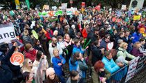 Teachers' strike going ahead because meeting venues were booked