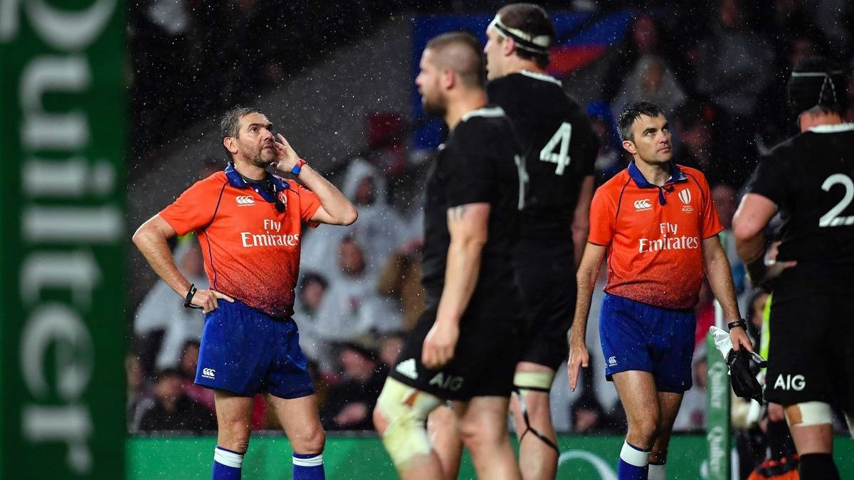 The decision of the TMO Marius Jonker during the final minutes of the test sparked outrage in the rugby community, especially from fans and media in the UK.