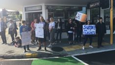 Striking Auckland teacher surged to 'fight for your professional lives'