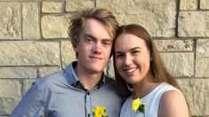 Grieving Grace: Mum's agony over triple-fatal crash