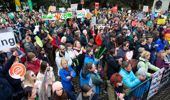 NZEI President Lynda Stuart says she believes teachers can get a better pay offer. (Photo / NZ Herald)