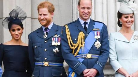 New poll reveals the public's most popular royals