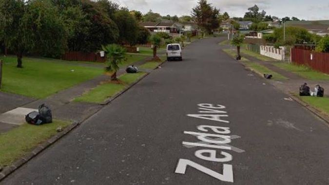 A murder investigation is underway after reports of gunshots in South Auckland before members of the public found an injured man who later died on the footpath. Photo / Google