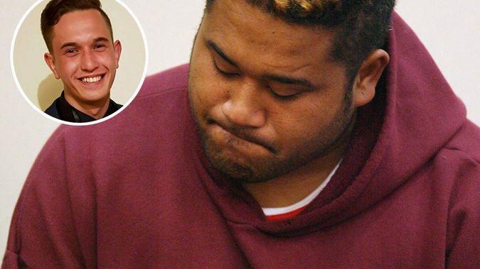 Myron Robert Alf Felise has admitted to murdering Eli Holtz earlier this year. (Photo / NZ Herald)