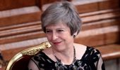 British Prime Minister Theresa May. Photo / Getty Images