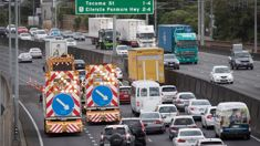 Southern Motorway crash causing significant delays