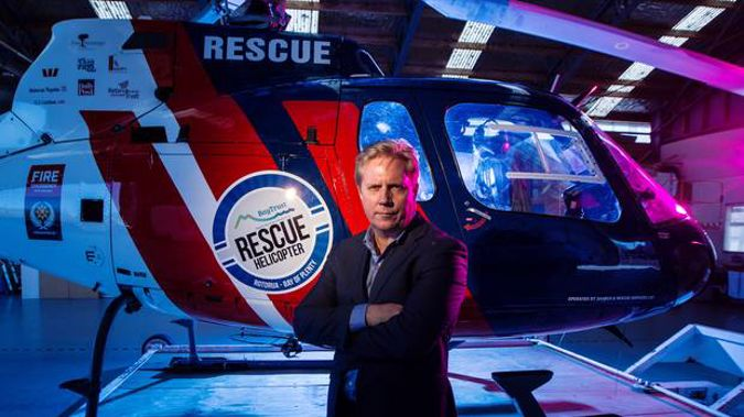 Todd McClay has spoken out after the axing of Rotorua's rescue helicopter services. Photo / File