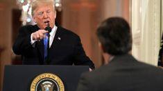 Leighton Smith: President Trump right to ban Jim Acosta