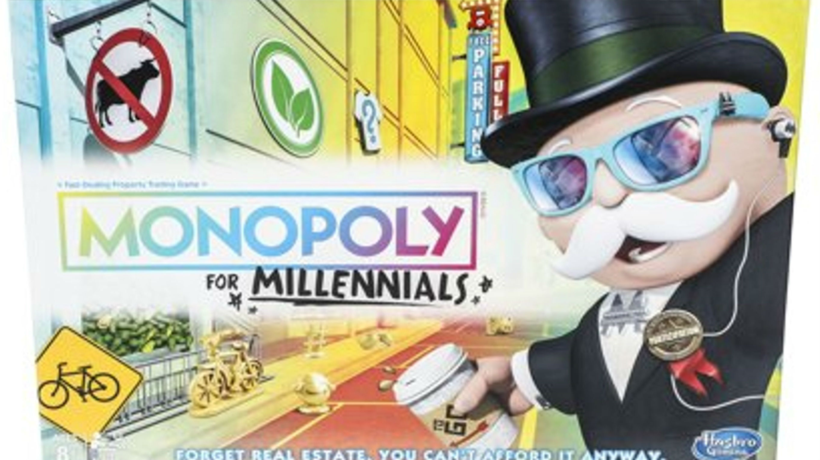 The game swaps real estate for Monopoly. (Photo / Supplied)