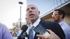 Michael Avenatti arrested in LA on domestic violence charge