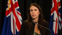 Jacinda Ardern and Mike Pence discuss trade, family, politics