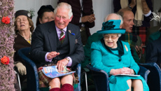The Queen toasts Prince Charles with sentimental speech