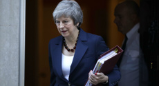 UK power struggle: Theresa May fighting for her political life