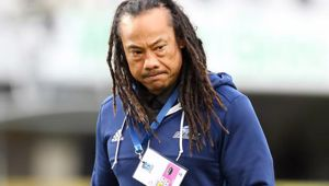 The announcement yesterday that Tana Umaga was stepping aside for Leon McDonald was, although timing-wise coming out of nowhere, not really a huge surprise. Photo / Getty Images