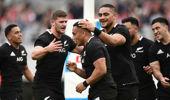 The All Blacks play Ireland at 8am tomorrow morning. Photo / NZ Herald