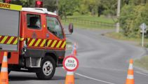 Four motorcyclists killed in three separate crashes