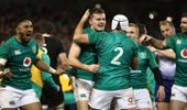 Ireland have bested the All Blacks, making them the top team in the world. (Photo / Getty)