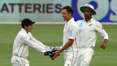 Neil Wagner: Black Caps fight back in first test against Pakistan