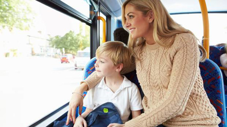 Kate Hawkesby: Should kids have to stand for adults on buses?