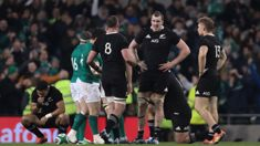 Graham Mourie: 'Silly penalties' contributed to All Blacks' loss to Ireland