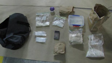 Police seize meth and $100,000 in Auckland motel raid