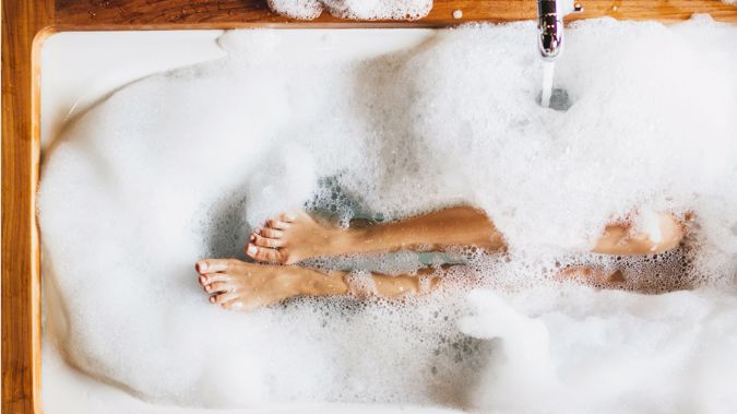 Bath tubs have started to become a thing of the past. (Photo / Getty)