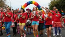 Shanan Halbert: Defence Force quit Pride Parade over police ban