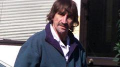 Gavin Hawthorne appears in court in Masterton in 2003. Photo / File