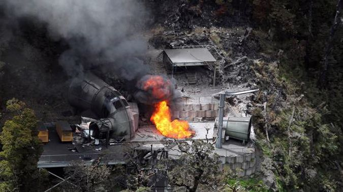 Since the explosion at Pike River, health and safety across all industries has been tightened by law  Photo / NZPA