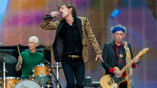 Watch: The Rolling Stones Exhibitionism in Sydney