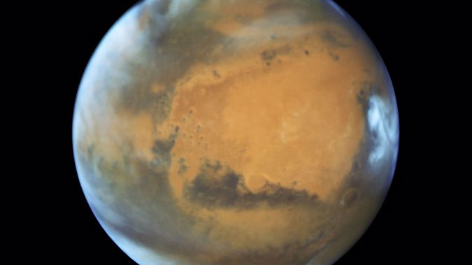Mars. Photo / AP