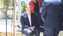 Jami-Lee Ross makes first public appearance since receiving mental health care