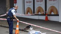 Woman stabbed in central Auckland street