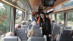 Todd Moyle: Coastal Pacific train journey back on track