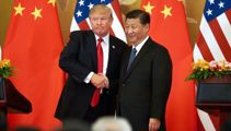 Rising tensions between US and China deepens rifts