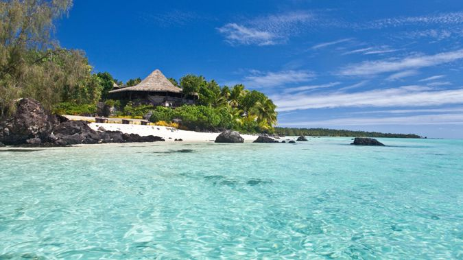 Aitutaki's infectious allure is the chance to laze away indulgently alongside and in that languid, limpid lagoon.