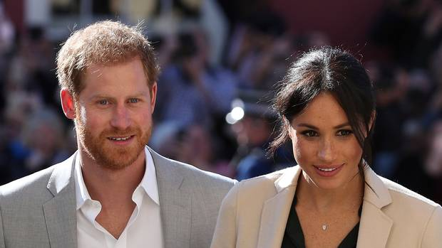 Prince Harry and Meghan to move to Windsor Castle